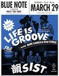 LIFE IS GROOVE ポスター